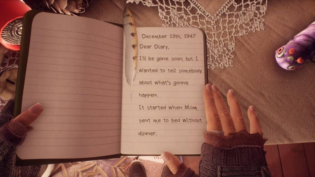 Αποτέλεσμα εικόνας για what remains of edith finch diary