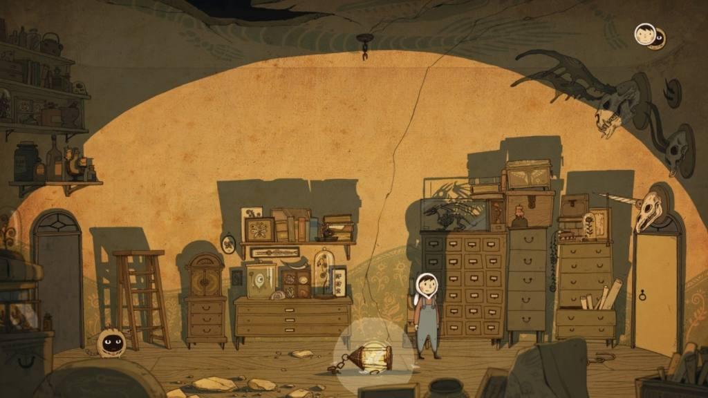 Αποτέλεσμα εικόνας για luna the shadow dust screenshots