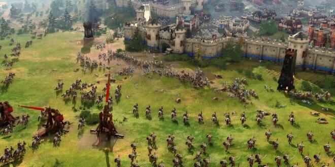Αge of Empires IV