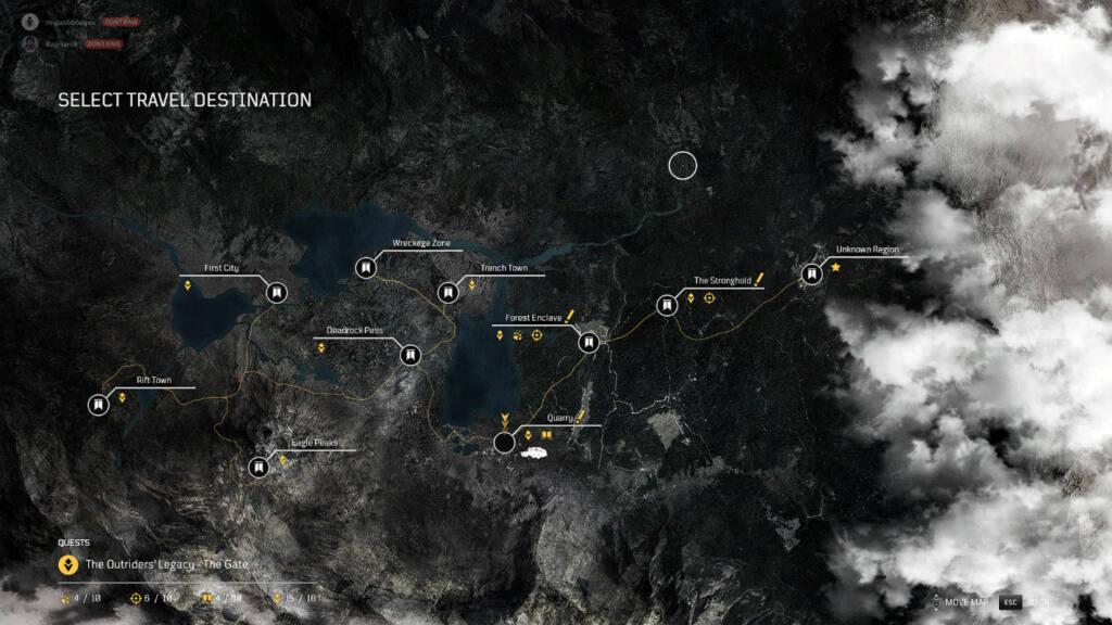 outriders review gamelab destination