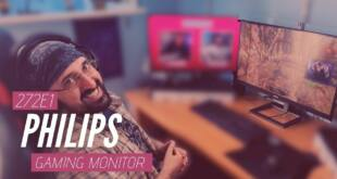 Philips Monitor 272E1 review